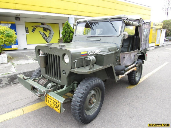 Jeep Willys 4j 1450cc Mt 4x4