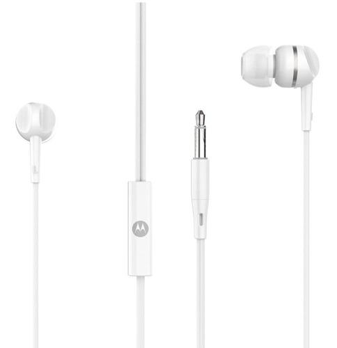 Auriculares In Ear Motorola Pace 105 Blanco