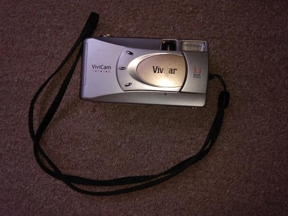 Camara Vivitar Vivicam 3715 3 Mp Cámara Digital