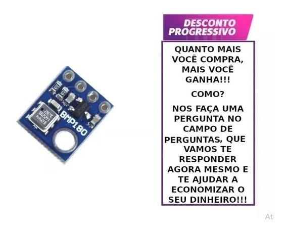 Barômetro Bmp180 Sensor De Pressão E Temperatura