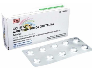 Coumadin 5 Mg Bristol Myers