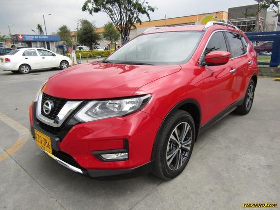 Nissan X-trail Se 7 Puestos