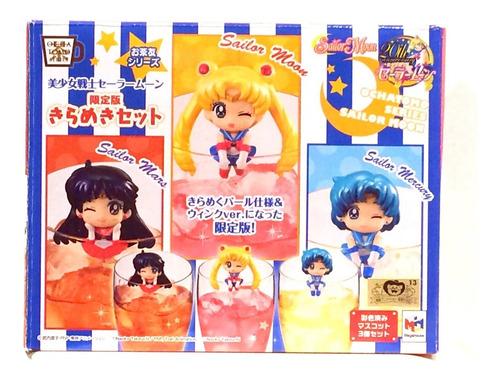 Sailor Moon Petite Chara (set) Cerrado