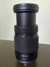 Lente Lumix G Vario 100-300mm / F4.0-5.6 / Mega O.i.s.