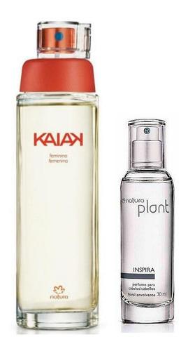 Perfume Kaiak Clásica + Perfume Cabell - mL a $332