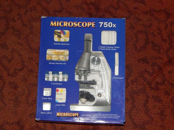 Microscopio Educativo Galileo Mp-b750 X Importado