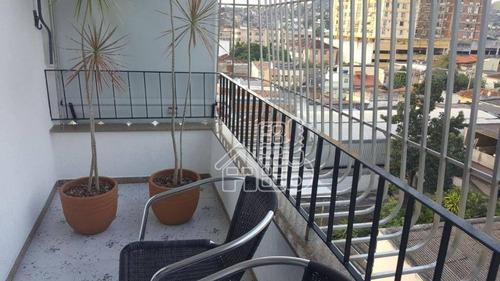 Apartamento Residencial À Venda, Fonseca, Niterói. - Ap2134