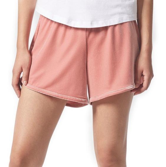 Short Originals Velvet Vibes Mujer adidas Full Cw0282