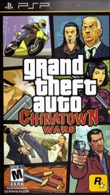 Grand Theft Auto Chinatown Wars Psp Brinde Case