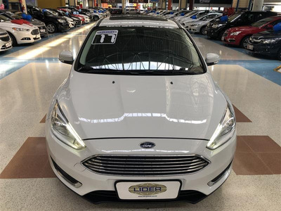 Ford Focus 2.0 Titanium Fastback 16v Flex 4p Powershift 2016