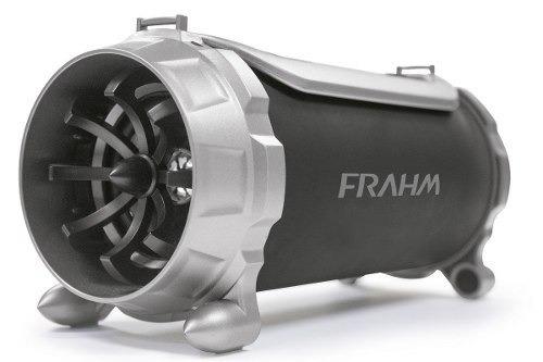 Caixa De Som Portátil Com Bateria Interna Frahm Bk640 Bt