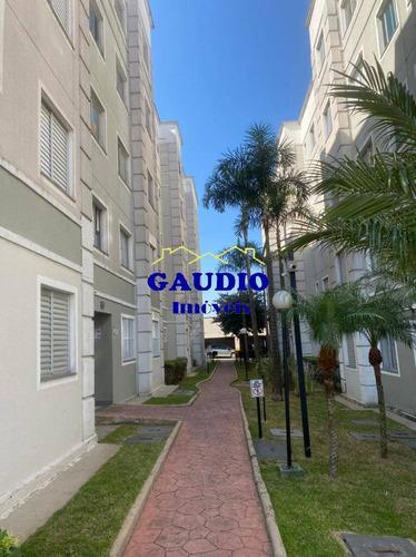 Imagem 1 de 15 de Vendo Apartamento 48 Mts. De 2 Dormts. Horto Do Ipê - 1 Vaga - 951