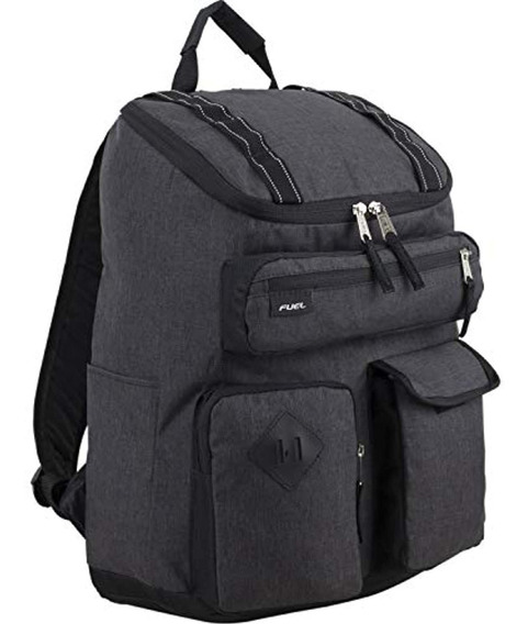 Fuel Fuel Multi-pocket Cargo Backpack With