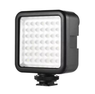 Iluminador De Led 49 Leds Para Dslr Canon Nikon Sony