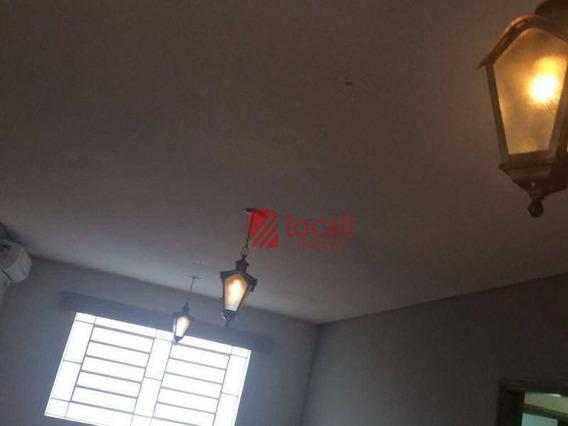 Casa Comercial Para Venda E Locação, Vila Imperial, São José Do Rio Preto. - Ca0582