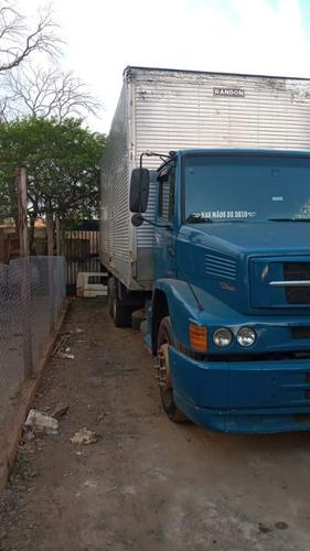 M.benz 1620 2007/07 6x2 704206km Azul (7e77)
