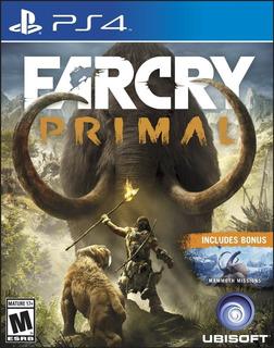Far Cry Primal Digital Latino Ps4