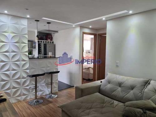 Apartamento Com 2 Dorms, Água Chata, Guarulhos - R$ 225 Mil, Cod: 6614 - V6614