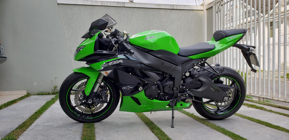 Kawasaki Ninja Zx-6r 2012