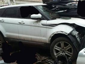 Land Rover Evoque *dada De Baja*