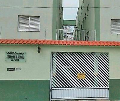 Apartamento Com Locação Definitiva Na Vila Guilhermina