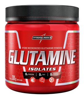 Glutamine Natural 300g Integralmedica
