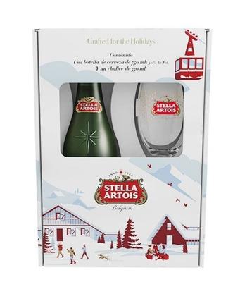 Stella Artois Y Chalice De Regalo