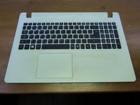 Base Superior C Teclado Notebook Acer N16c1 Perfeito Estado