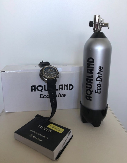 Relógio Citizen Aqualand Promaster Eco-drive
