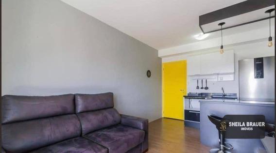 Studio Com 1 Dormitório Para Alugar, 38 M² Por R$ 2.100/mês - Jardim Flor Da Montanha - Guarulhos/sp - St0002