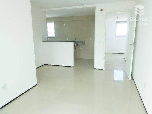 Imagem 1 de 30 de Apartamento Com 3 Quartos À Venda, 72 M², Novo, 2 Vagas, Área De Lazer, Financia  Guararapes- Fortaleza/ce - Ap0314
