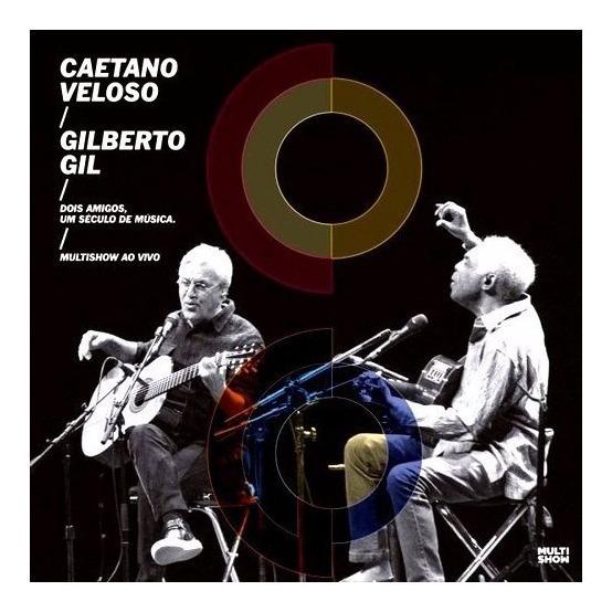 Caetano Veloso Gilberto Gil Dois Amigos 2 Cd Nuevo Oferta