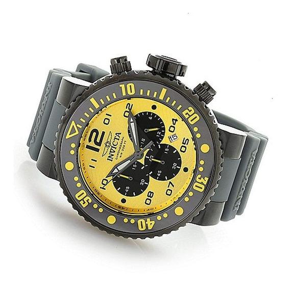 Relógio Invicta Ocean Voyage 27246 Pulseira Silicone