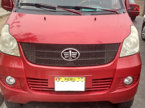 Vendo Minivan Faw 8 Pasajeros 2014
