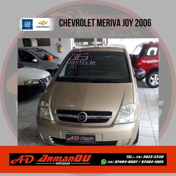 Chevrolet Meriva 1.8 Mpfi Joy 8v Flex 4p Manual