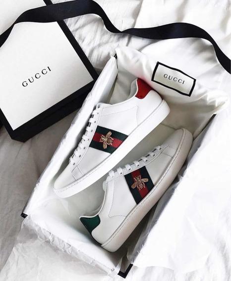 Tênis Ace Gucci