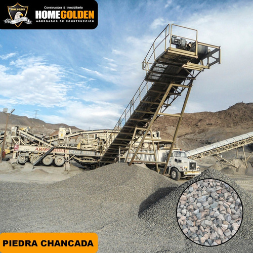 Imagen 1 de 1 de Piedra Chancada Arena Gruesa Arena Fina Para Construcción