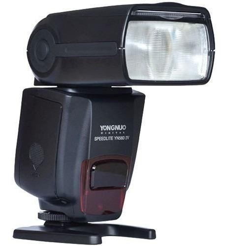 Flash Yongnuo Yn560iv Nikon Canon Yn560-iv C Rádio F Grátis