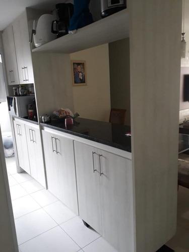 Imagem 1 de 14 de Lindo Apartamento Completo Em Ótima Localização - Ap1453v