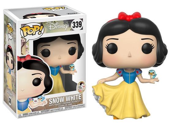 Snow White - Branca De Neve E Os Sete Anões - Pop! Funko