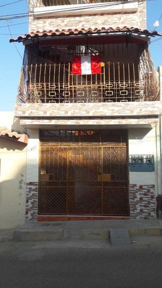 Casa De 3 Pisos Independiente