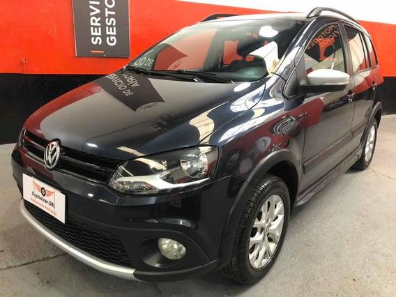 Volkswagen Suran Cross Hl 1.6 Mínimo Adelanto Y Cuotas!