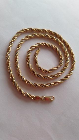 Cordão De Ouro 18k ( Sem Pingente)