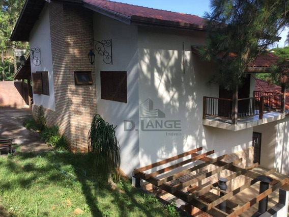 Casa Com 4 Dormitórios À Venda, 260 M² Por R$ 900.000,00 - Vale Verde - Valinhos/sp - Ca13821