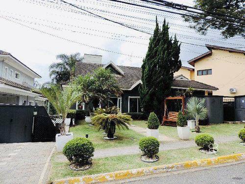 Casa Com 4 Dormitórios, 520 M² - Venda Por R$ 2.200.000,00 Ou Aluguel Por R$ 20.000,00/mês - Granja Viana - Cotia/sp - Ca1724