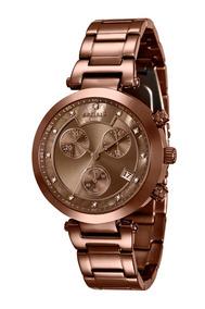 Relógio Seculus Feminino 20377lpsvms6