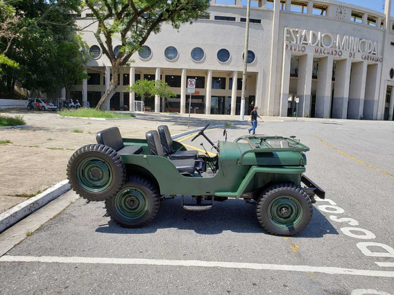 Jeep Willys 1950 Original