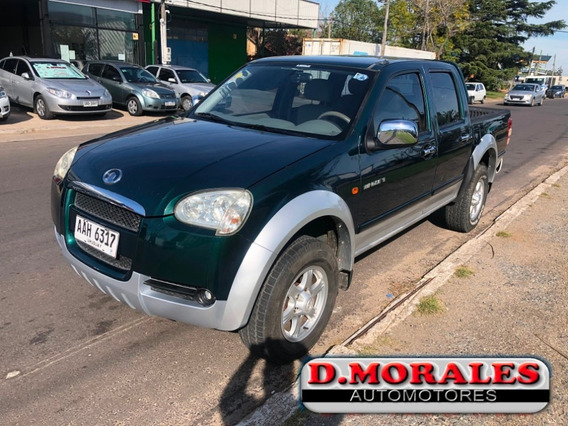 Great Wall Wingle 3 Nafta Doble Cabina 2.400 Cc. Año 2012 -