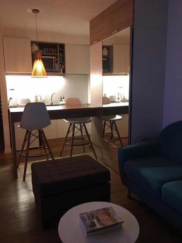 Dueño Alquila Mono Ambiente Con Muebles Y Equipado A Nuevo