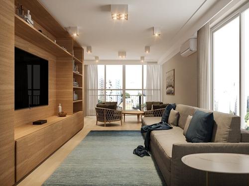 Imagem 1 de 9 de Apartamento - Ap01355 - 68737058